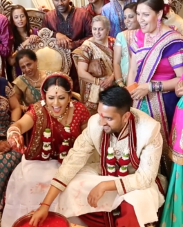 The 7 Steps (or Blessings) in a Hindu Wedding Ceremony