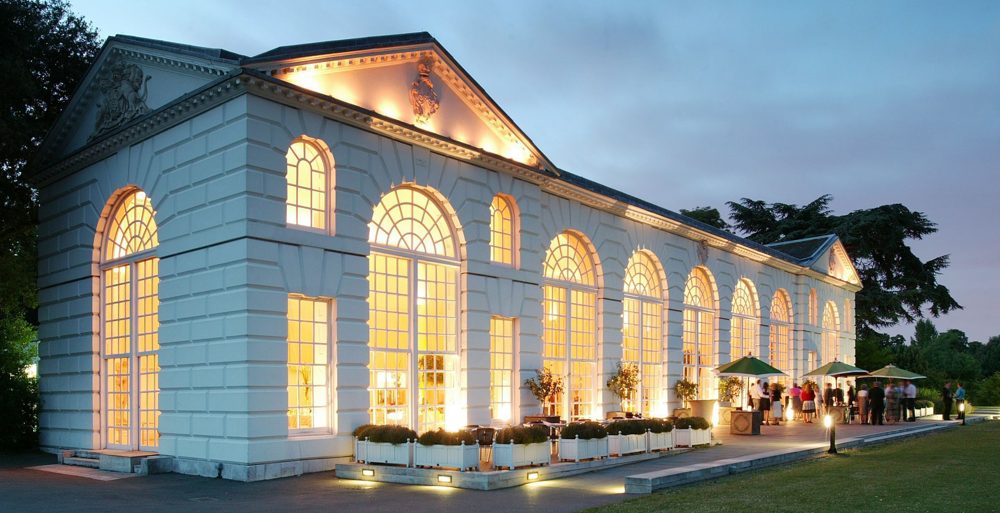 Kew Garden London Wedding Venue for Hire