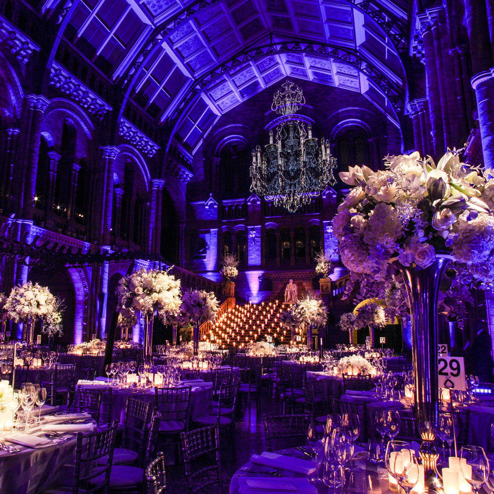 Natural History Museum London Wedding