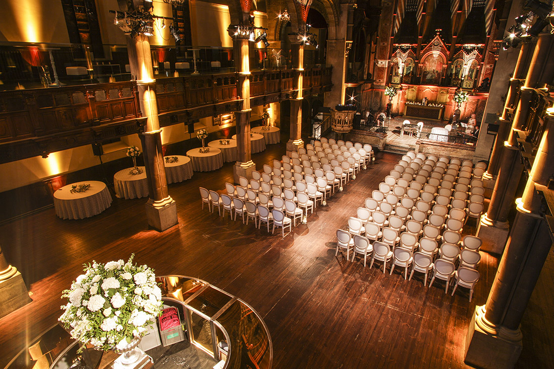 One Mayfair London Wedding Venue